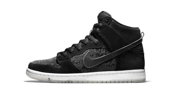 Nike Sb Neckface Chronicles Pt.2 Midnight Release