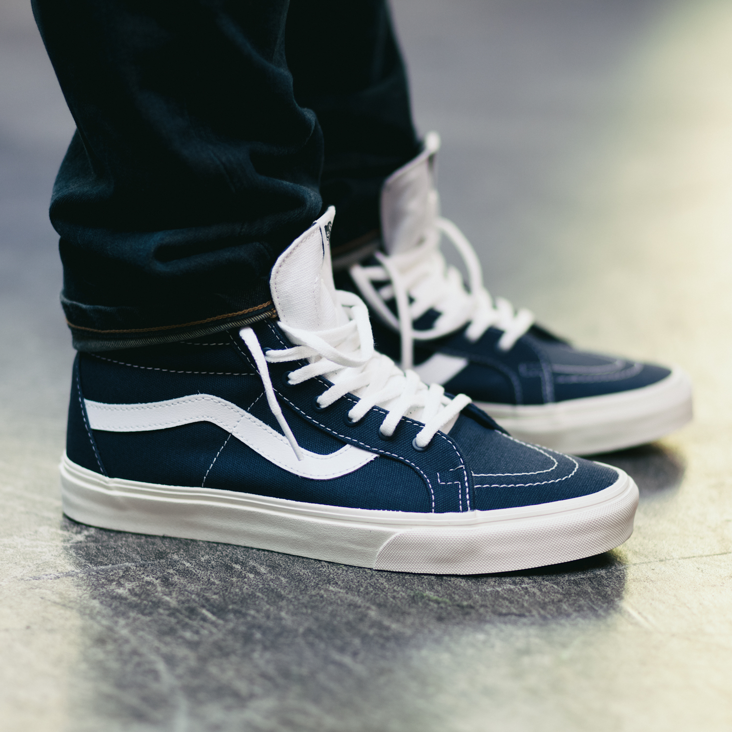 Vans Old Skool Hi