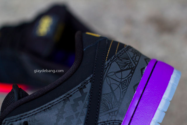 Nike Sb Black History Dunk Low Detailed Shots