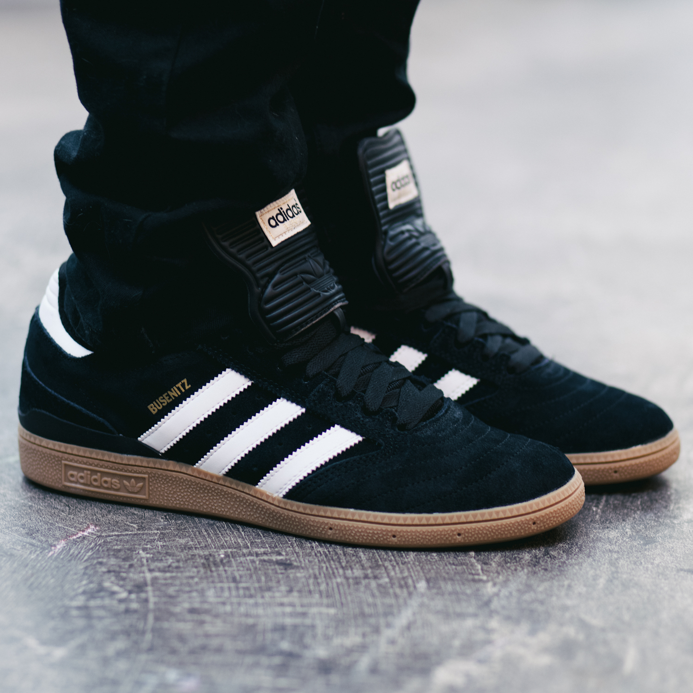 adidas busenitz pro black gum