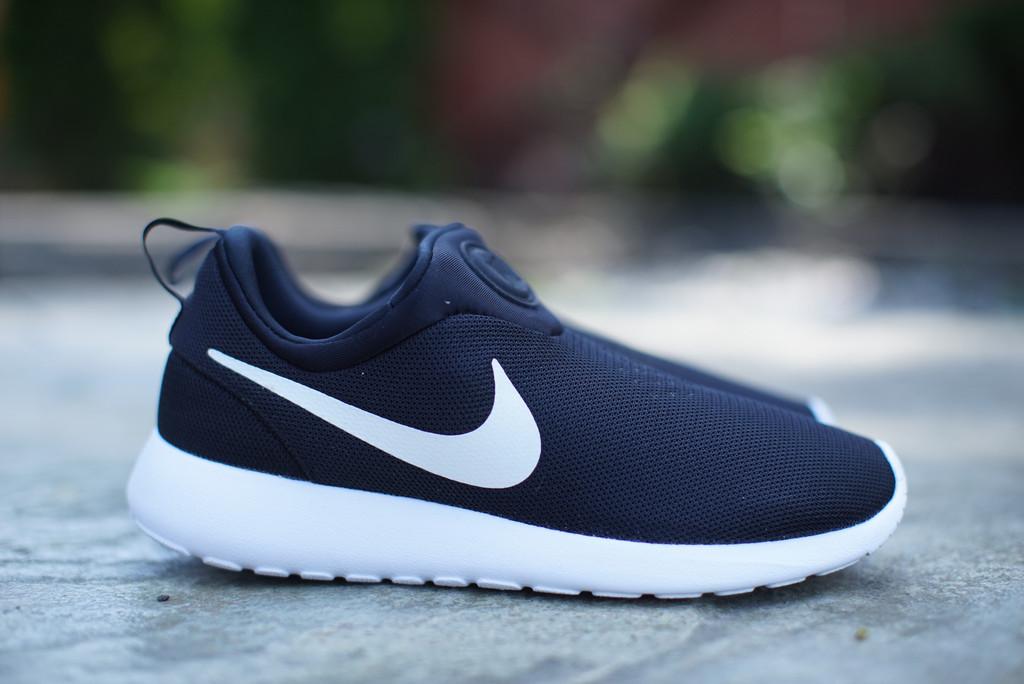 Nike Roshe Run Mens Navy White