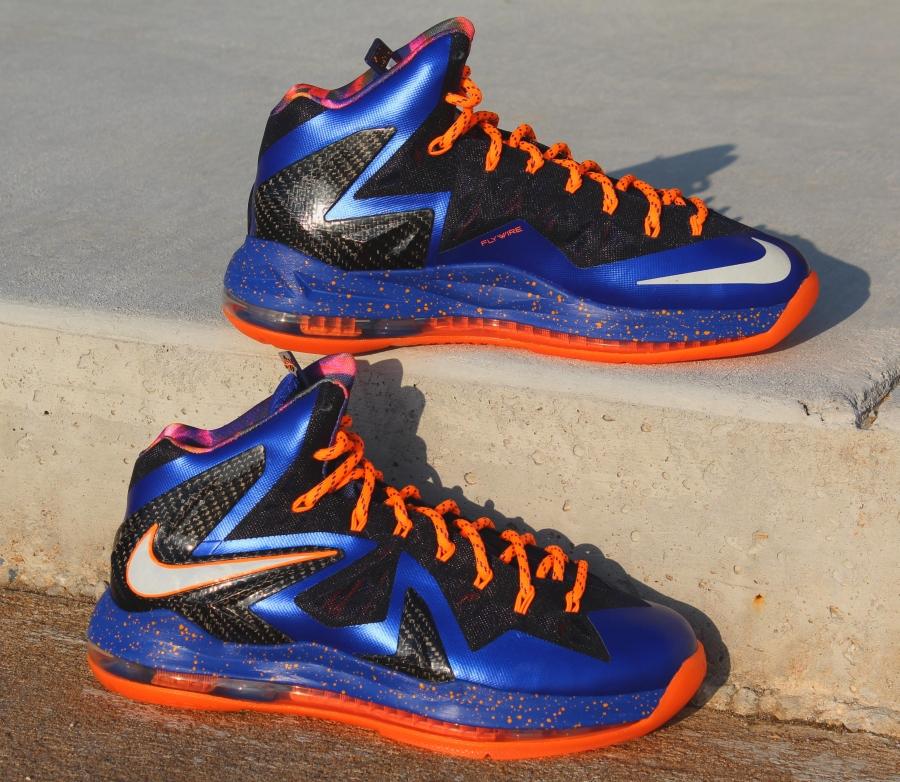 Nike Lebron 10 Elite